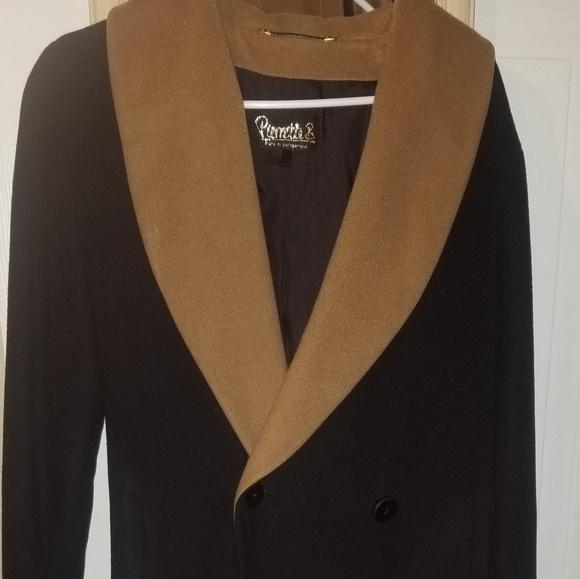 Pierrette B. Jackets & Blazers - 100% cashmere long trench coat